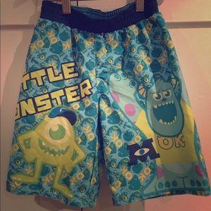 Other - Old Navy  Monsters University swim shorts